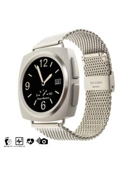 Smartwatch A11 Para Android Prateado