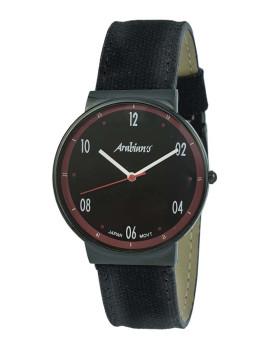 Relógio Arabians Homem Preto
