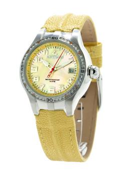 Relógio Chronotech Senhora Amarelo