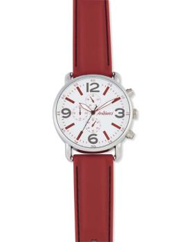 Relógio Arabians Homem Vermelho