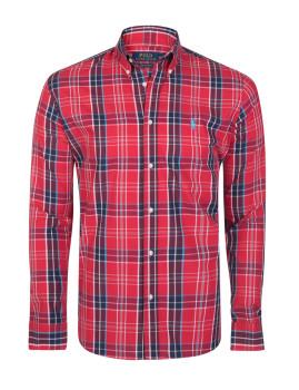 Camisa Ralph Lauren Vermelha