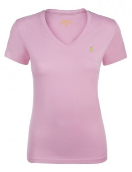 T-shirt Ralph Lauren Rosa Senhora