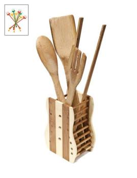 Set. 5 Peças Bamboo