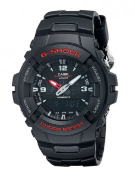 Relógio Casio I Preto C/ Pormenor Vermelho
