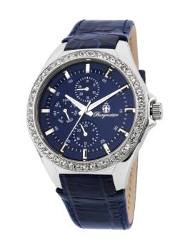 Relógio Burgmeister Tampa Azul