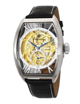 Relógio Burgmeister York Preto