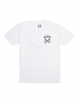 T-Shirt de Homem Racing Co Branco