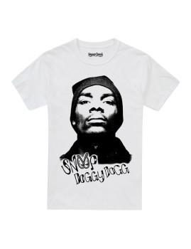 T-shirt Snoop Doggydogg Branca
