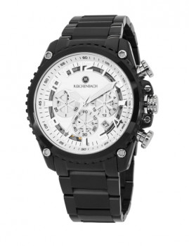 Relógio Reichenbach Freymuth Homem Preto