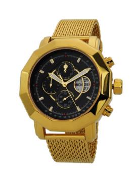 Relógio Reichenbach Eckstein Homem Dourado