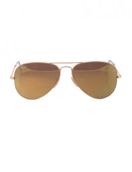 f3330114c1704 Óculos Ray-Ban Aviator Flash Lenses Dourados e Amarelos, até 2017-11-23