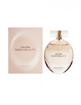 Calvin Klein Sheer Beauty Eau de Toilette Vapo 30 Ml