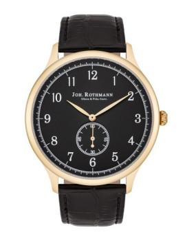 Relógio Joh Rothmann Malvin Dourado e Preto