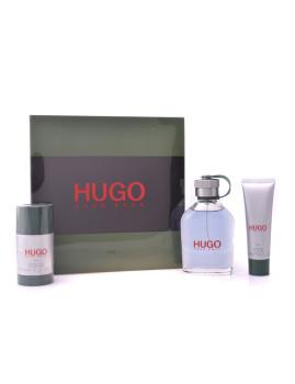 Coffret Hugo Boss-Hugo Hugo Pack 3 Produtos