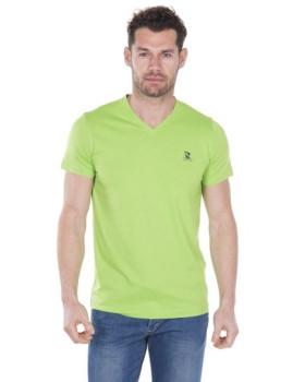 T-Shirt Giorgio di Mare Verde