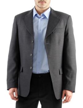 Casaco de Homem Caramelo Cinza