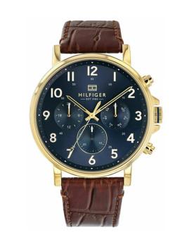 imagem de Relógio Homem Azul e Castanho 1