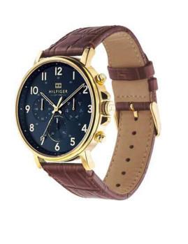 imagem de Relógio Homem Azul e Castanho 3