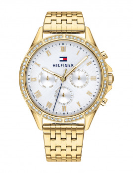 imagem de Relógio Senhora Ari Senhora Dourado 1