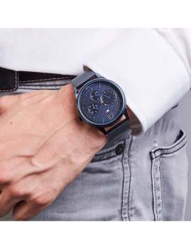 imagem de Relógio Homem Azul6