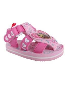 Sandálias Disney Rosa
