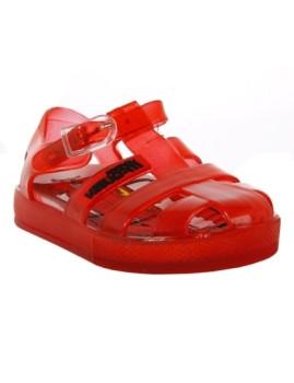 Sandálias Disney Vermelho