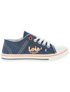 Ténis Lois Jeans Azul