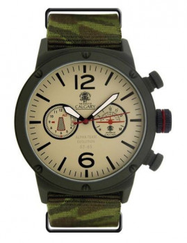 Relógio Calgary Padrão Tropa II