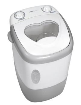 Mini máquina de lavar a roupa Clatronic