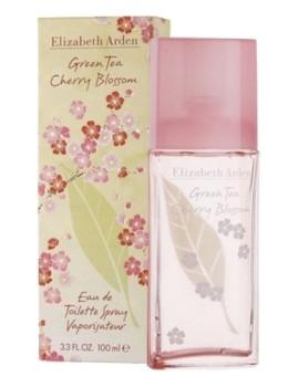 Green Tea Cherry Blossom Et 100 ml Vapo
