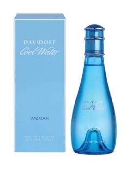 Cool Water Woman Et 50 ml Vapo