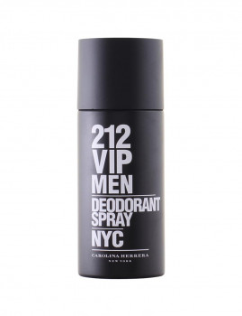 Desodorizante em spray 212 Vip Men deo vapo 150 ml