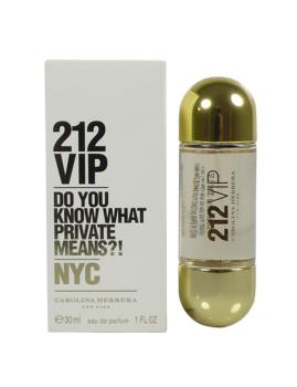 Perfume Carolina Herrera 212 VIP edp vapo 30 ml