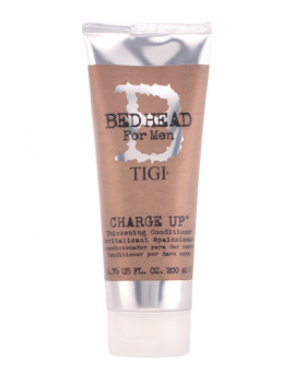Bed Head para homem Charge Up Condicionador 200 ml Tigi