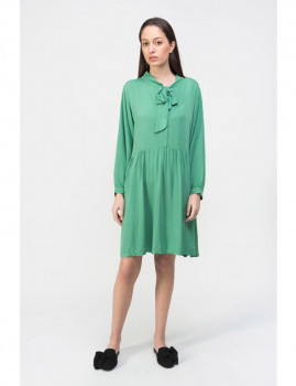 Vestido Senhora Dioxide Inci Verde