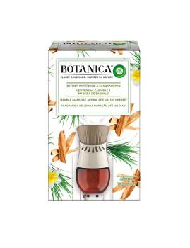 imagem de Airwick Botanica Ambientador Eléctrico Aparelho+Recarga Vetiver das Caraibas1