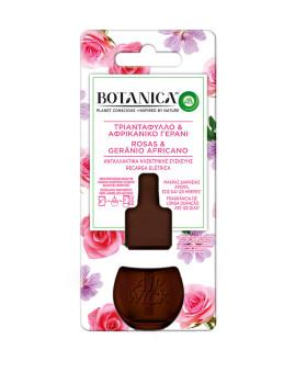 imagem de Airwick Botanica Ambientador Eléctrico Recarga Rosas&Gerânio Africano1