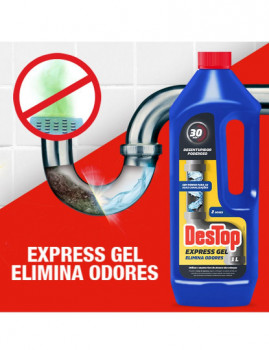 imagem de Destop Gel Express Odor Stop 1L5