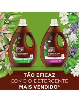 imagem de Botanical Origin Detergente Máquina Roupa Líquido Natural Cítricos 35 Doses5