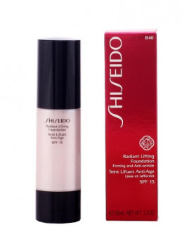 Shiseido Radiant Lifting Foundation #B40-Natural Fair Beige 30 Ml