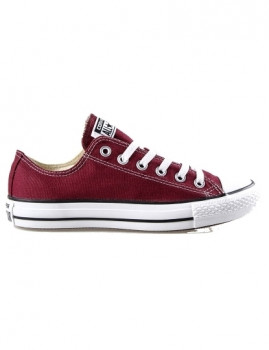 Ténis Converse Chuck Taylor All Star Core OX Body Bordeaux