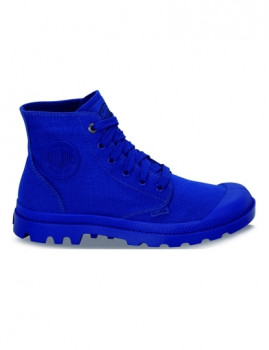 Ténis Palladium Mono Chrome Azul Royal