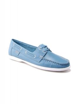 Sapatos Gas buffy azuis homem