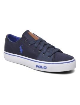 Ténis  Cantor Low-Ne Azul Ralph Lauren