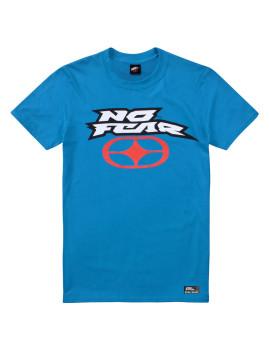 T-Shirt de Homem Logo Azul Royal
