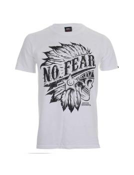T-Shirt de Homem Native Branco