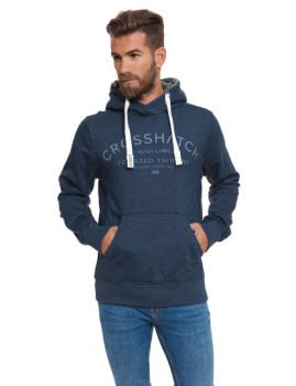 Sweatshirt Homem Haiden Azul Navy