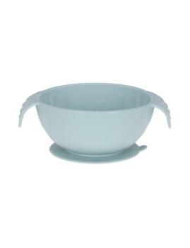 imagem de Taça em Silicone C/ Ventosa Azul1