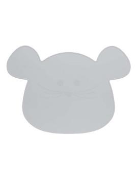 imagem de Individual em Silicone Little Chums Mouse Cinzento1