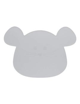 imagem de Individual em Silicone Little Chums Mouse Cinzento2